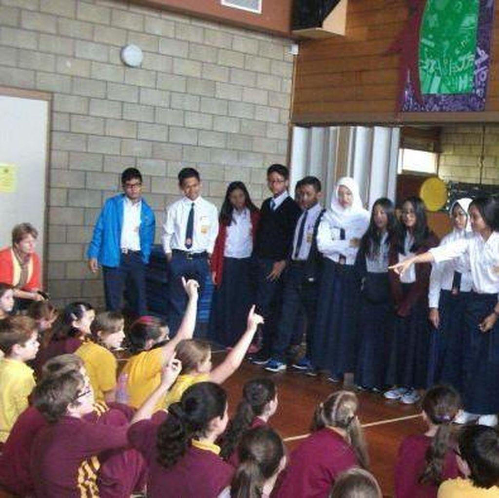 Pengalaman Pelajar SMPN 5 Yogya Berkunjung ke Australia