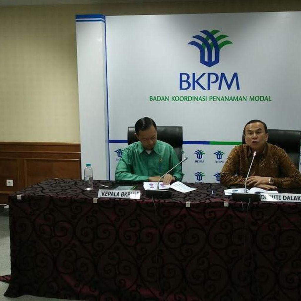 Kepala BKPM: Sebelum Masuk RI, Dana Investasi Numpang Lewat di Singapura