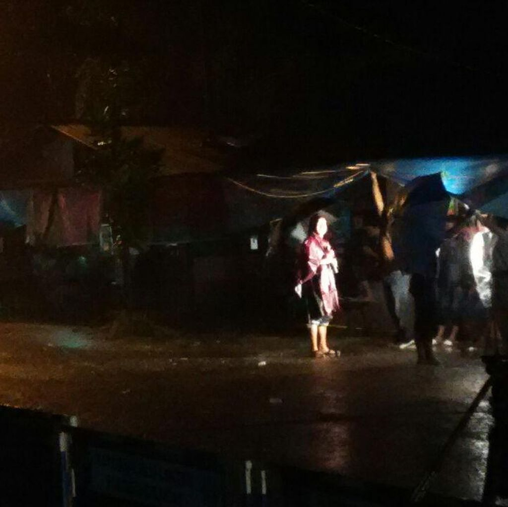 Istri Terpidana Zulfiqar Ali: Belum Terdengar Tembakan, Hujan Deras Sekali