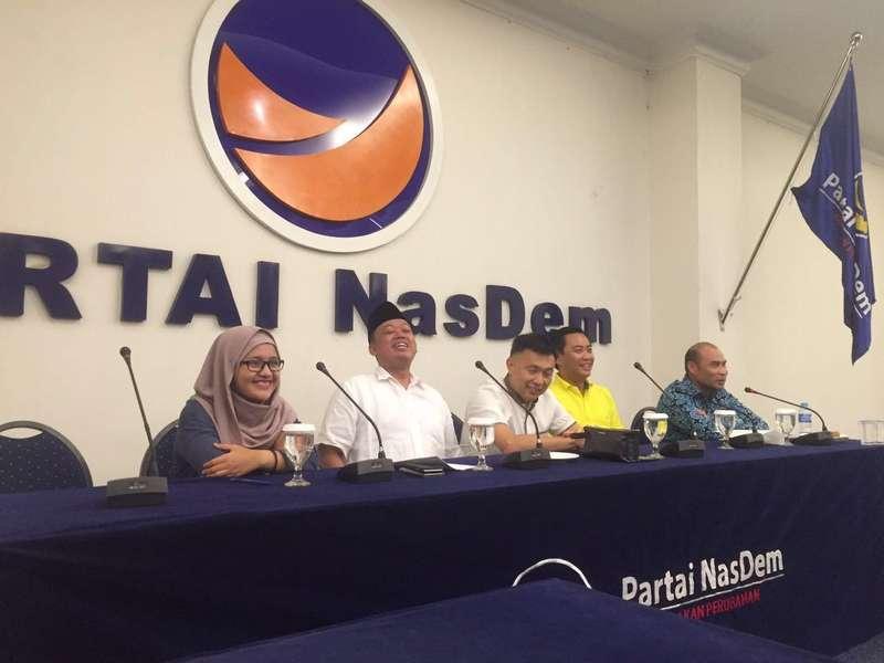 Lewat Rapat Para Pengusung, Nusron Wahid Sah Jadi Ketua Timses Ahok