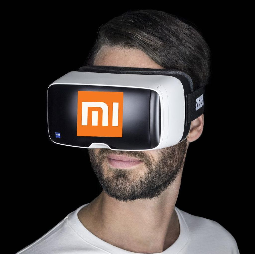 Xiaomi Siap Rilis Headset VR