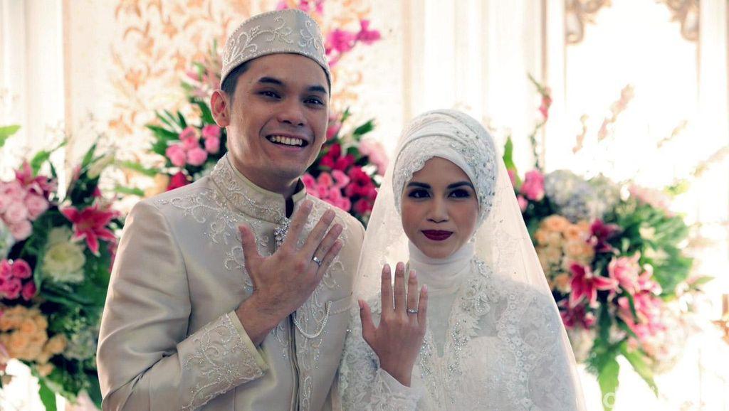 Setelah Menikah, Ben Kasyafani dan Ines Belum Bisa Bulan Madu