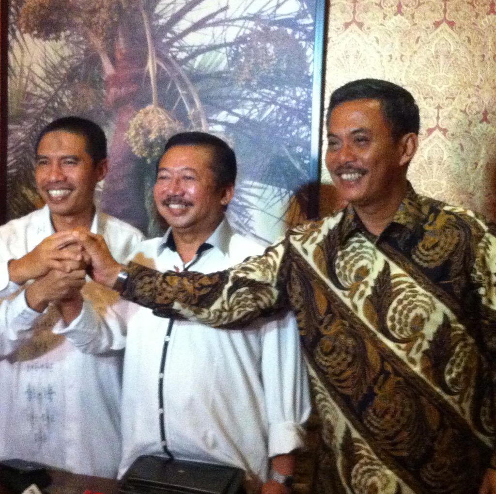 PDIP-PKS Ingin Cagub DKI yang Arif dan Bijaksana, Siapa?