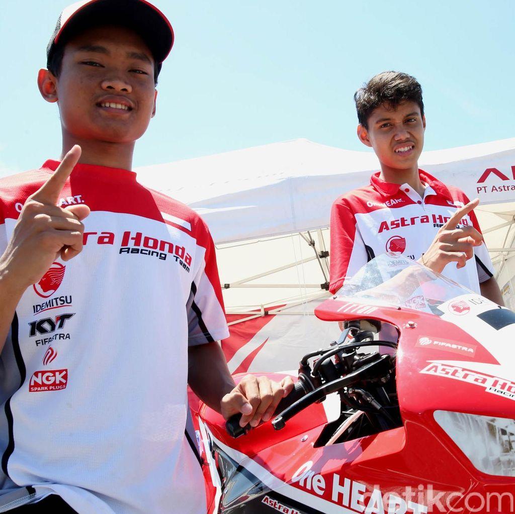 Menpora Beri Selamat pada Rider Indonesia yang Juara di Jepang