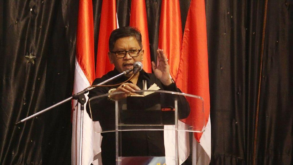 Koalisi Cikeas Usung Agus Harimurti, PDIP: Kami Sudah Prediksi Ada Kejutan