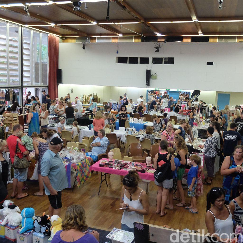 Minggu di Gove, Hari Gaul dan Pasaran Bersama Warga Aborigin
