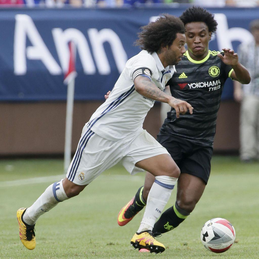 Madrid Kalahkan Chelsea 3-2