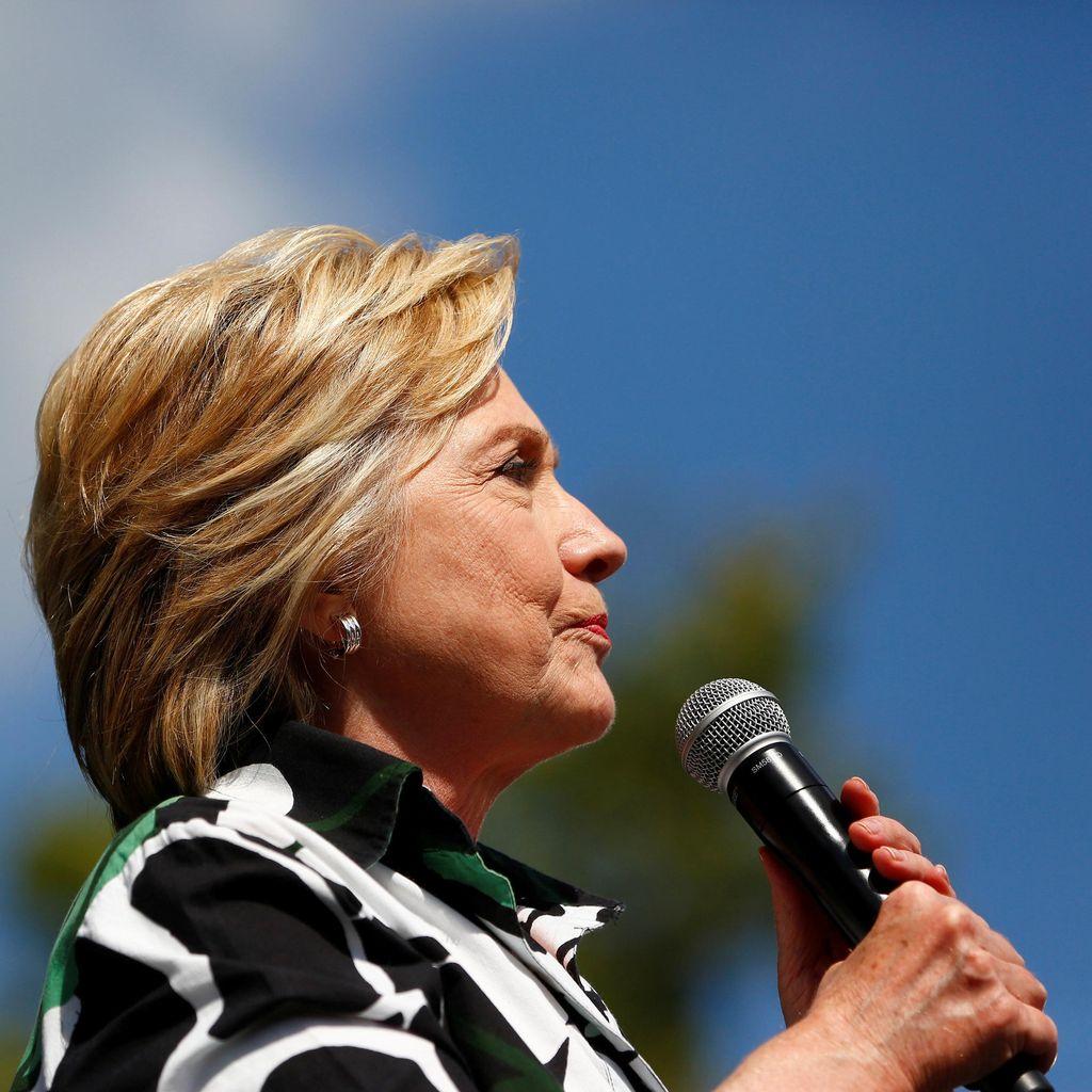 Diejek, Capres AS Hillary Clinton Samakan Politikus Inggris dengan Putin
