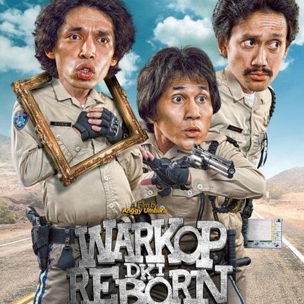 Banyak Nostalgia di Warkop DKI Reborn: Jangkrik Boss Part 1