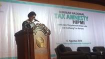 Sri Mulyani Hadiri Sosialisasi Tax Amnesty Bersama Pengusaha Muda