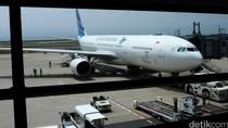 Garuda akan Terbang ke AS via Jepang