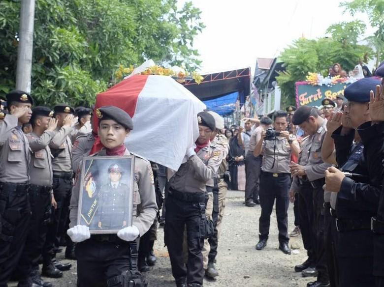 Pelaku Penikaman Bripda Michael Saat Bentrok dengan Satpol PP Ditangkap