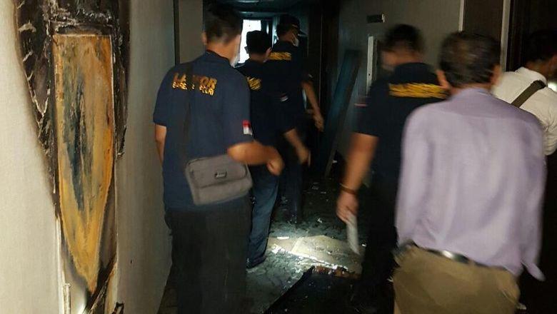 Heboh..!! 1 Pekerja Ditemukan Tewas Di Lantai 21 Swiss Belhotel Kelapa Gading