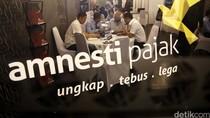 Efek Tax Amnesty: Tak Cuma Rupiah Menguat, Utang Luar Negeri Juga Turun