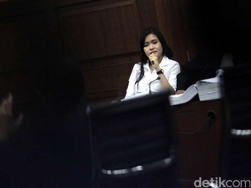 Tanggapan Jessica Wongso Soal BAP Kristie: 90 Persen Bohong!