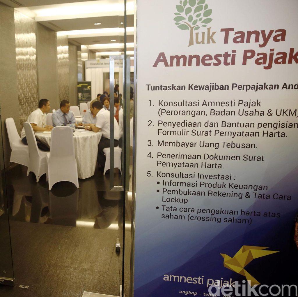 Kemenkeu Terbitkan Aturan Tax Amnesty Untuk Perusahaan Cangkang
