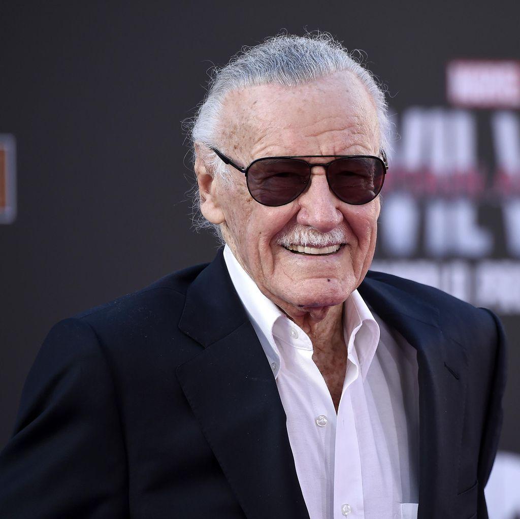 Stan Lee Tak Ingin Chris Evans Berhenti Sebagai Captain America