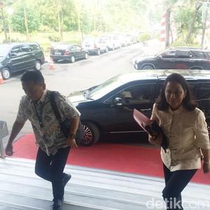 Para Menteri Merapat ke Lapangan Banteng, Bahas Holding Pangan