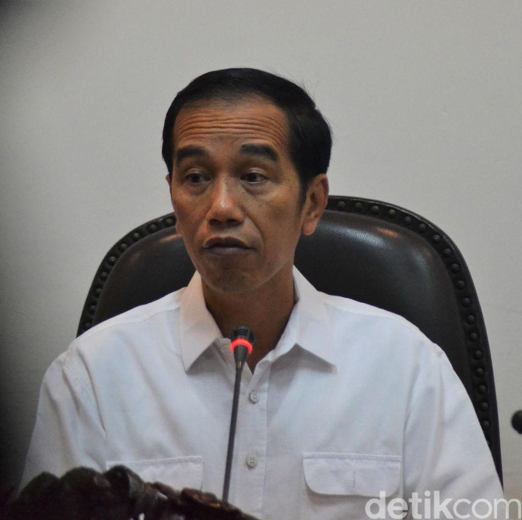 Jokowi: Orang RI Dikasih Kompetitor Langsung Gerak