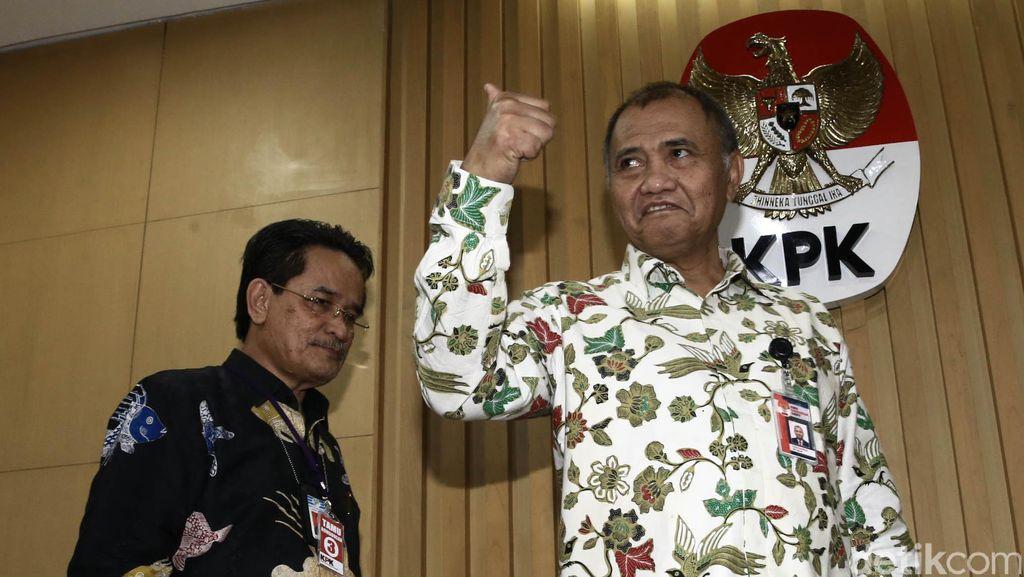 KPK Sudah Selidiki Rekening Gendut Kepala Daerah