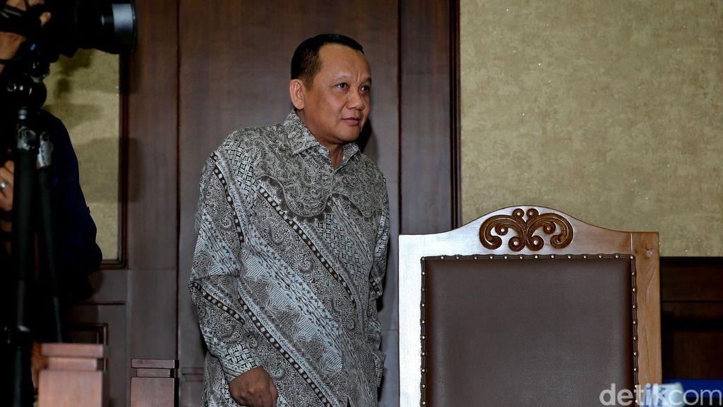 KPK Kunci Keberadaan Royani Si Sopir Eks Sekretaris MA Nurhadi
