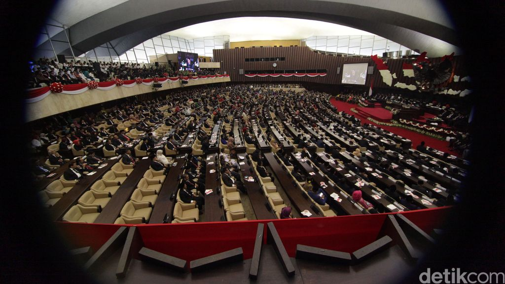 Baca Doa di Depan Jokowi, Politikus Gerindra Singgung Bentrok TNI AU dan Warga di Medan