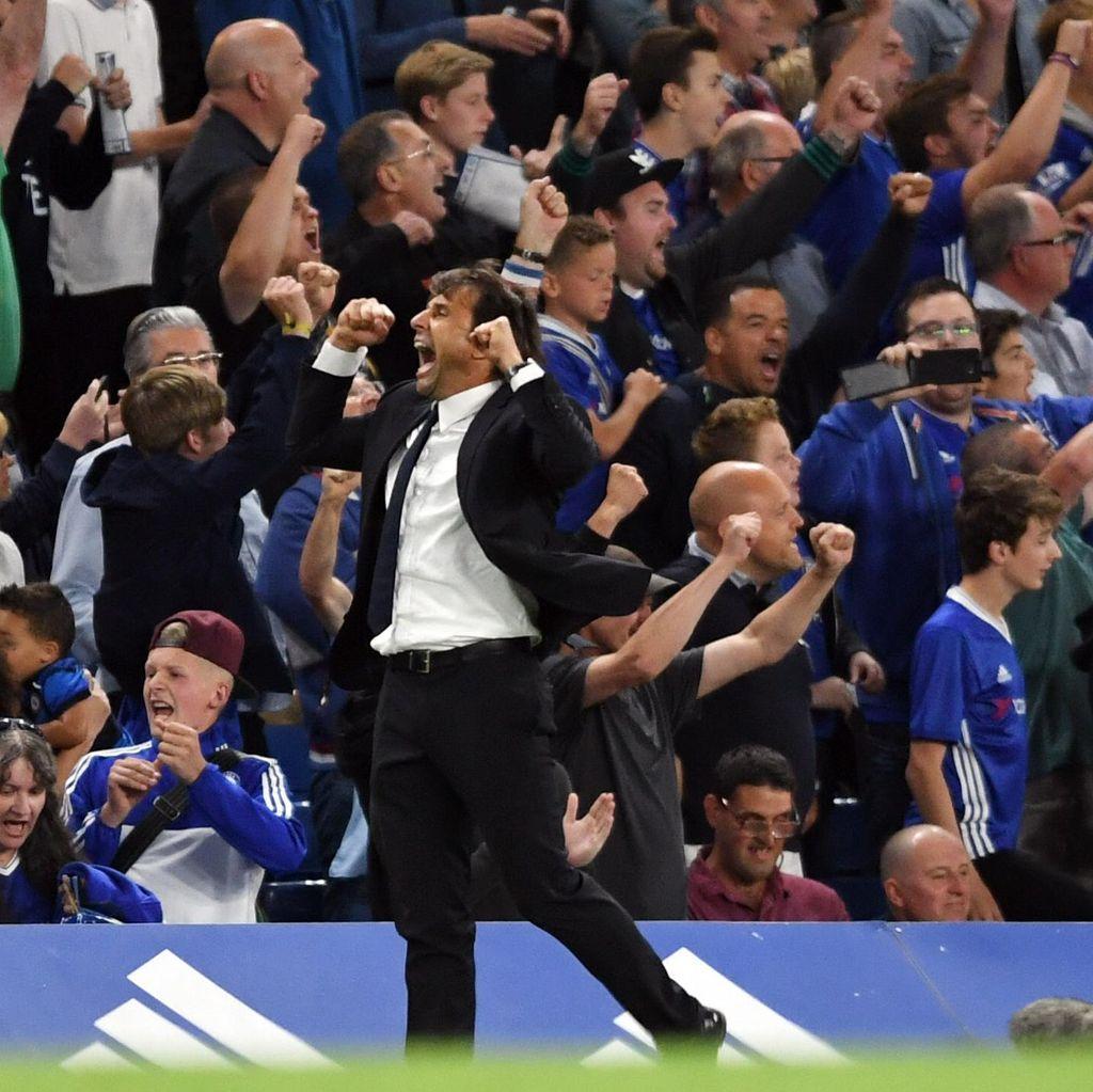 Conte: Chelsea Sudah Amat Baik, tapi Masih Bisa Lebih Bagus Lagi