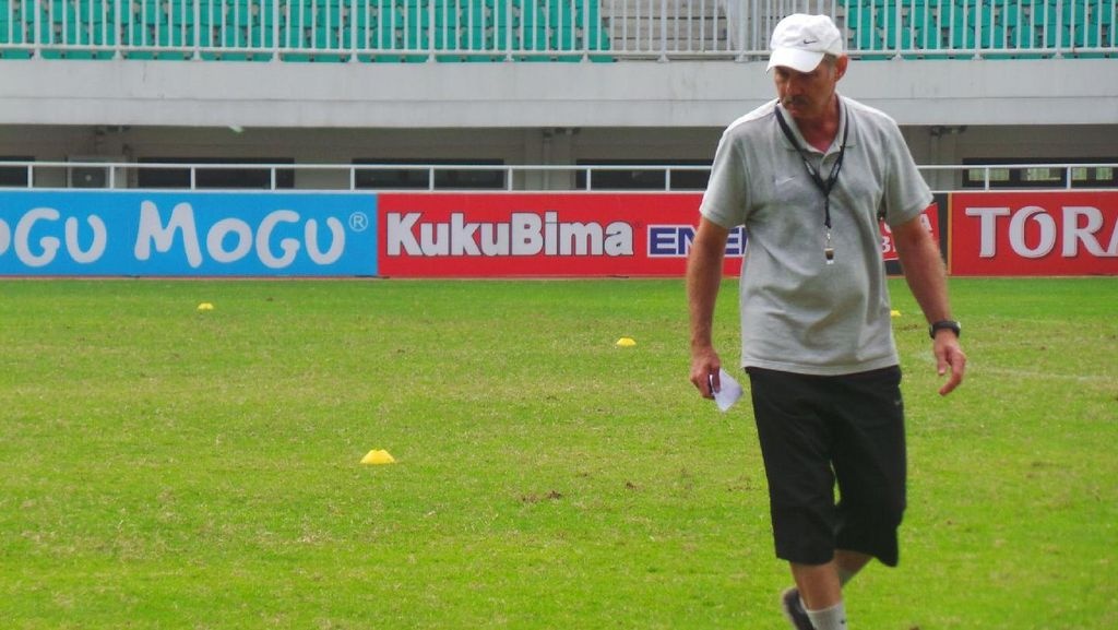Indonesia Naik Dua Peringkat di Ranking FIFA, Riedl: Tak Perlu Dibesar-besarkan