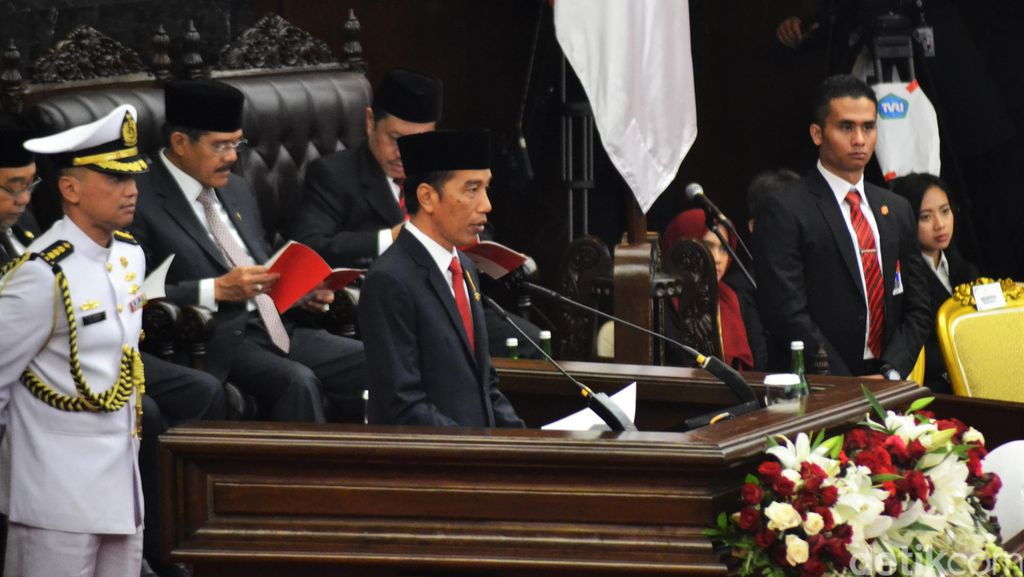 Gerindra Bandingkan Kinerja Jokowi dengan Soeharto dan Megawati