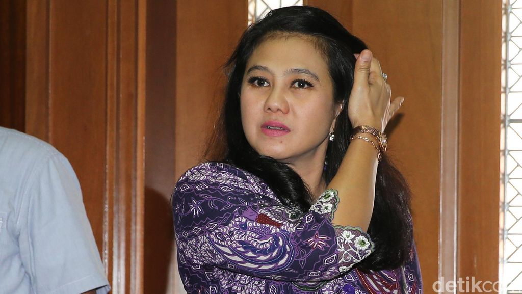 Damayanti Dituntut 6 tahun Penjara dan Denda Rp 500 juta