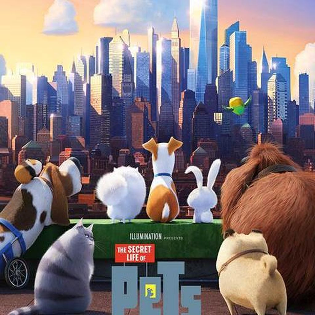 The Secret Life of Pets: Mengintip Dunia Anjing-anjing Rumahan