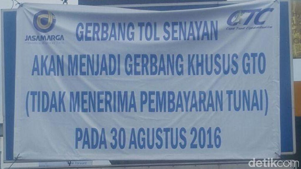 Ada Gangguan Listrik, Gerbang Tol Senayan Ditutup dan Dialihkan ke Slipi