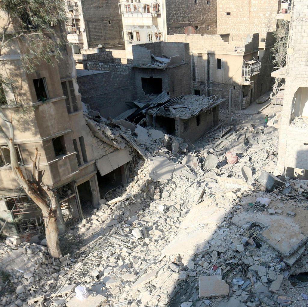 PBB Desak Gencatan Senjata 48 Jam Agar Bantuan Bisa Disalurkan ke Aleppo