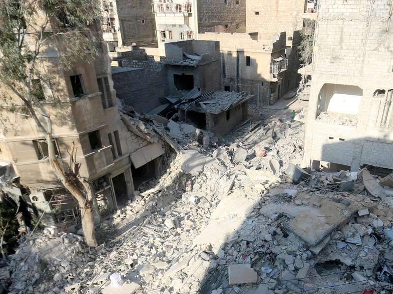 PBB Desak Gencatan Senjata 48 Jam di Aleppo Agar Bantuan Bisa Disalurkan
