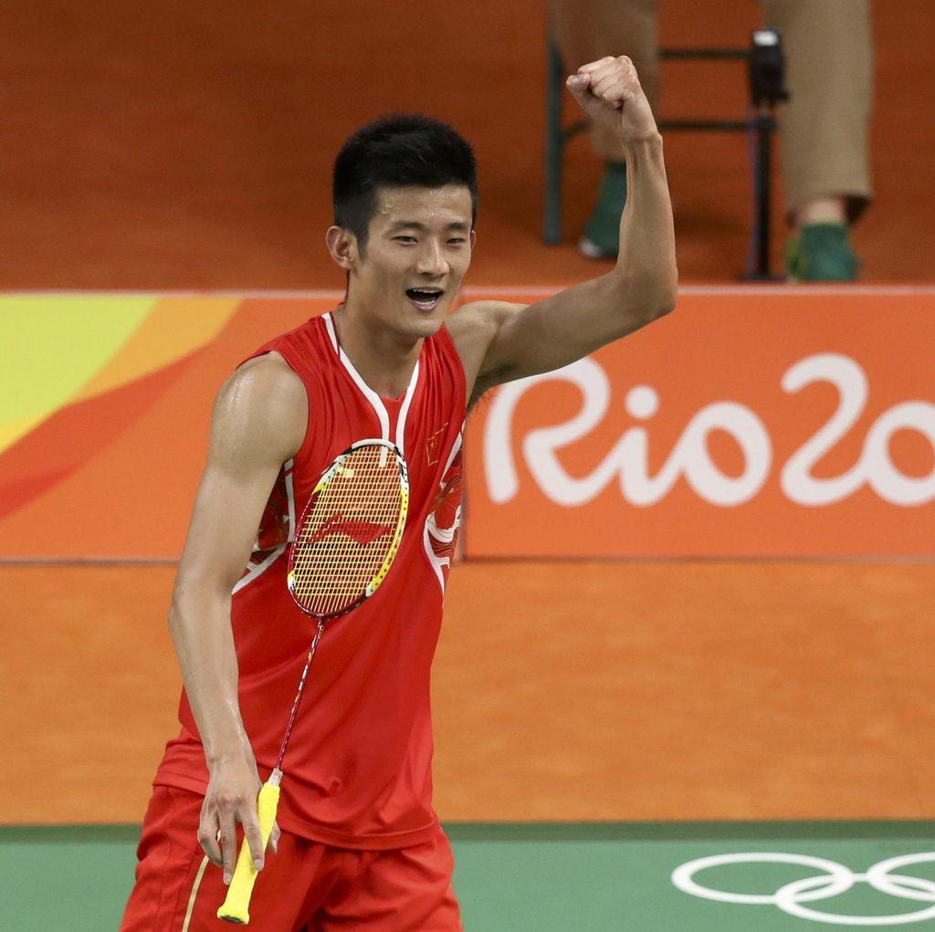 Kalahkan Lee Chong Wei, Chen Long Rebut Medali Emas