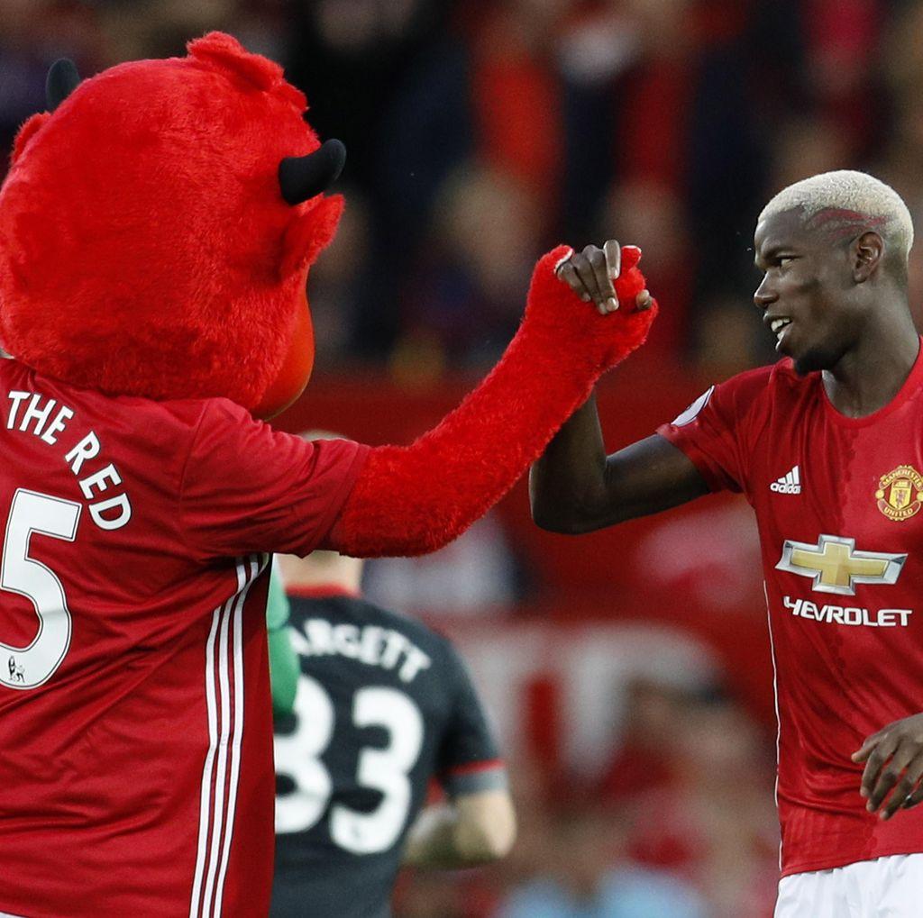 Raiola: Sejak di Chelsea, Mourinho Sudah Incar Pogba
