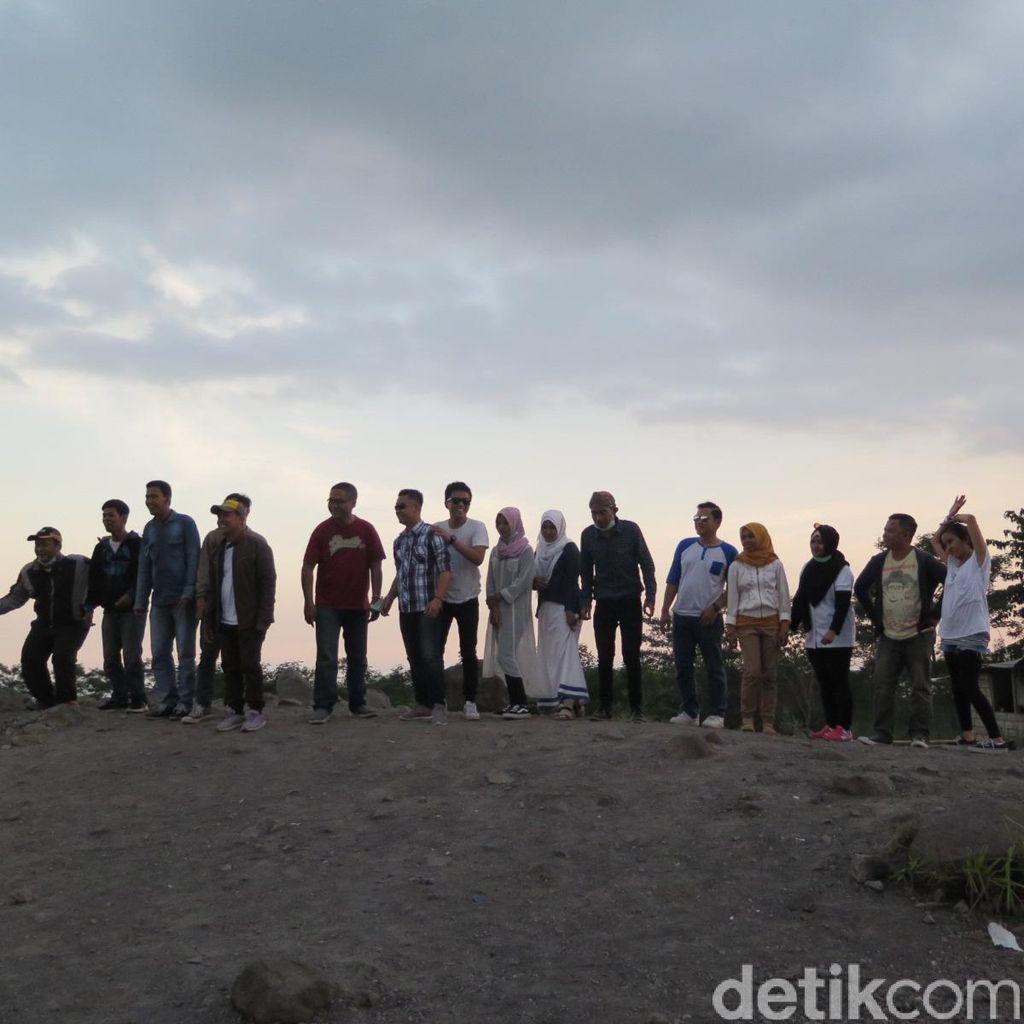 Perjalanan Jikustik ke Gunung Merapi