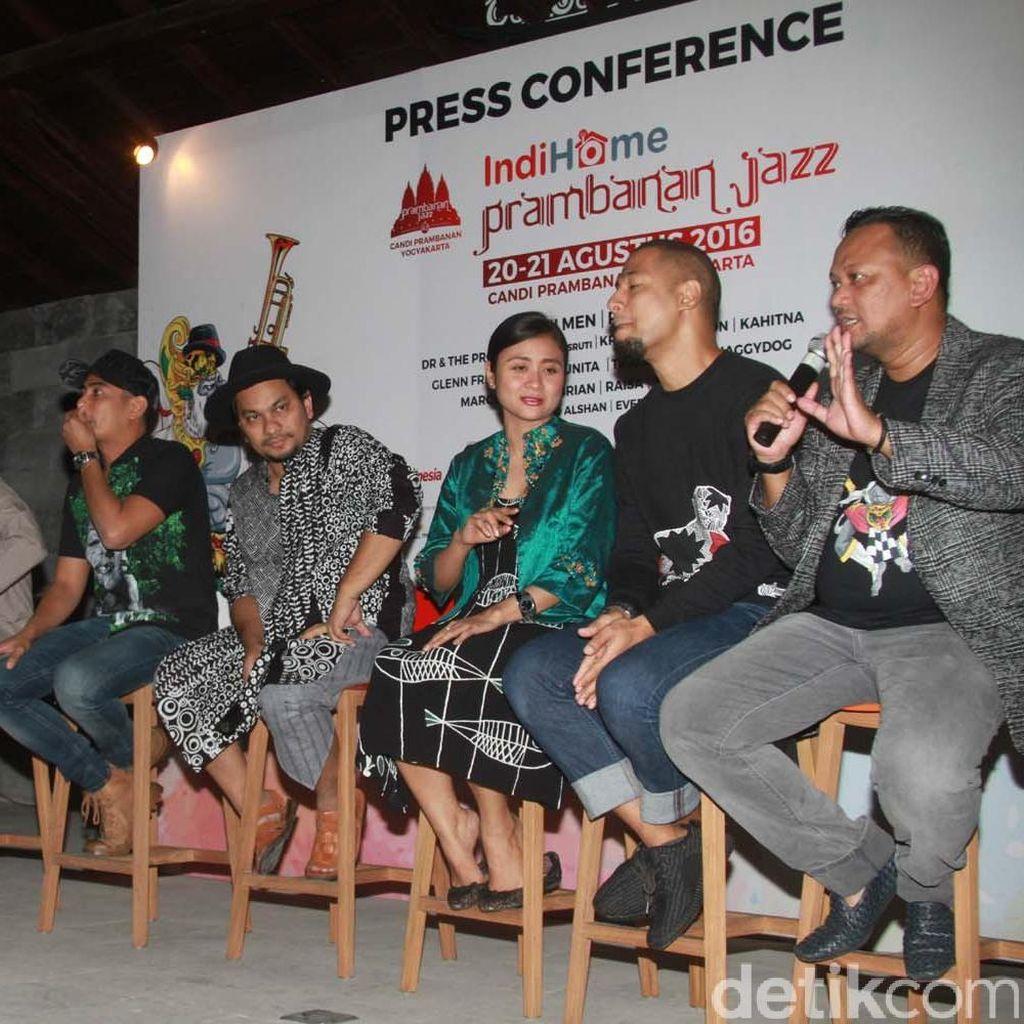 Prambanan Jazz 2016 Siap Digelar Hari Ini