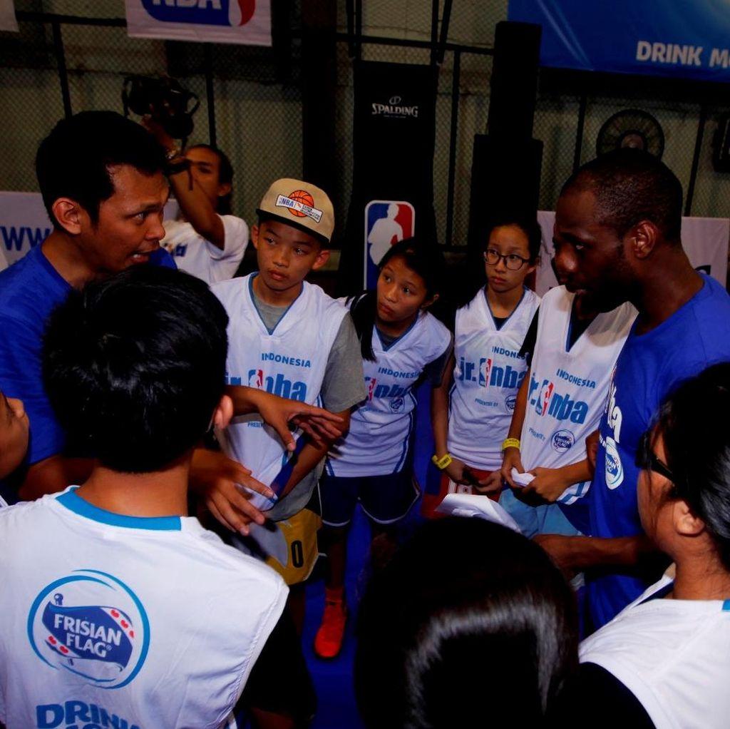 2 Ribu Anak Ramaikan Selection Camp Jr. NBA Indonesia