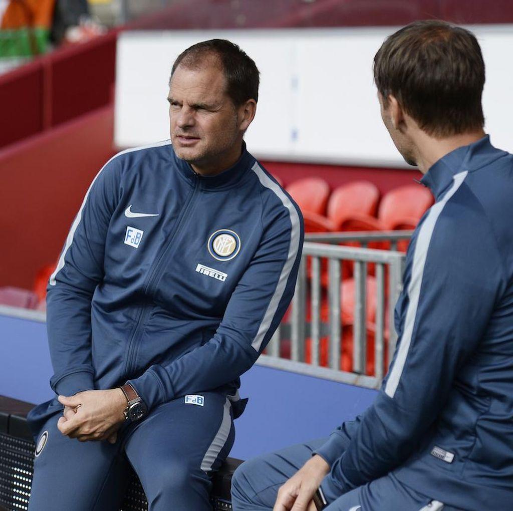 De Boer: Inter Sudah Lebih Kuat