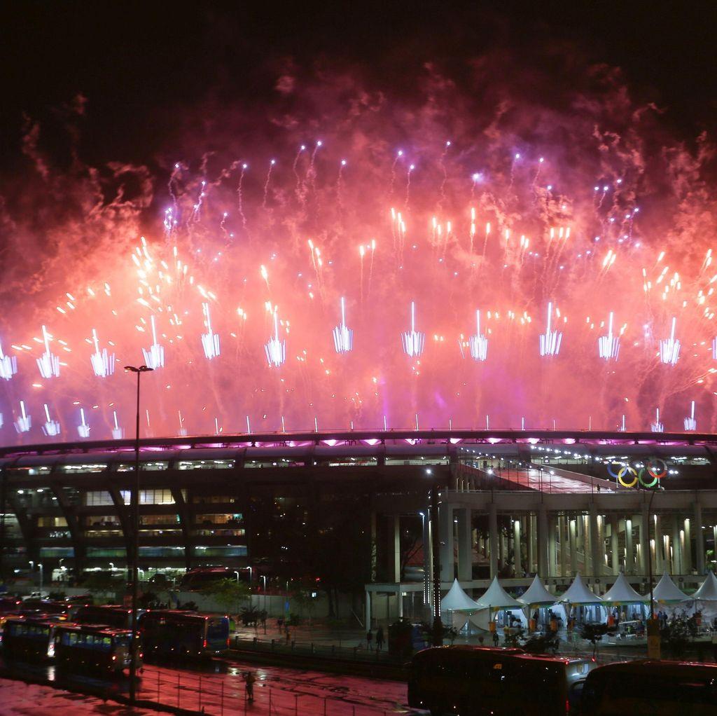 Olimpiade Rio Resmi Ditutup, AS Juara Umum