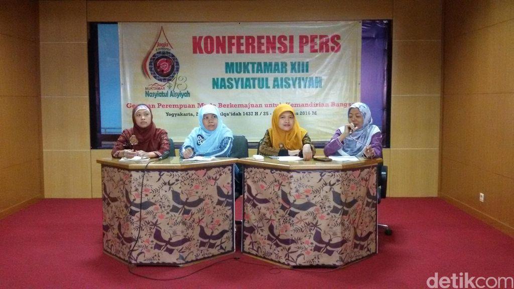 Muktamar XIII Nasyiatul Aisyiyah Minta KPI Setop Tayangan TV yang Tak Mendidik