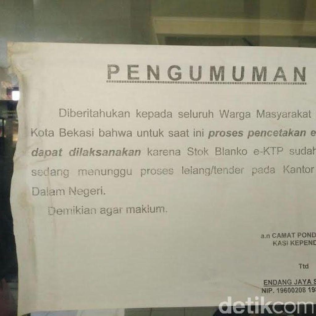 Komisi II DPR Soroti Stok Blanko e-KTP yang Kosong di Daerah