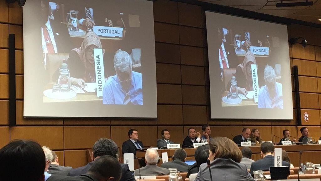 Di Forum Multilateral, RI Tekankan Soal Teknologi Informasi untuk Cegah Korupsi