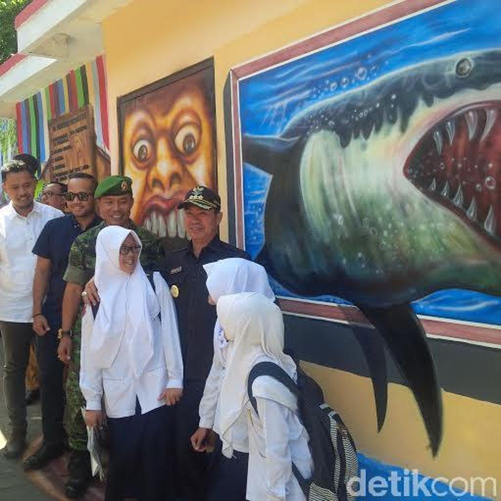 Menengok Kampung 3 Dimensi di Kota Malang