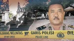 Bule Bunuh Polisi di Bali