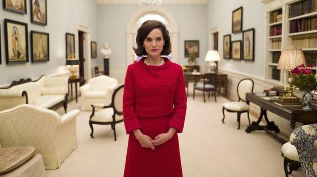 Perankan Istri John F Kennedy, Natalie Portman Tur di Gedung Putih