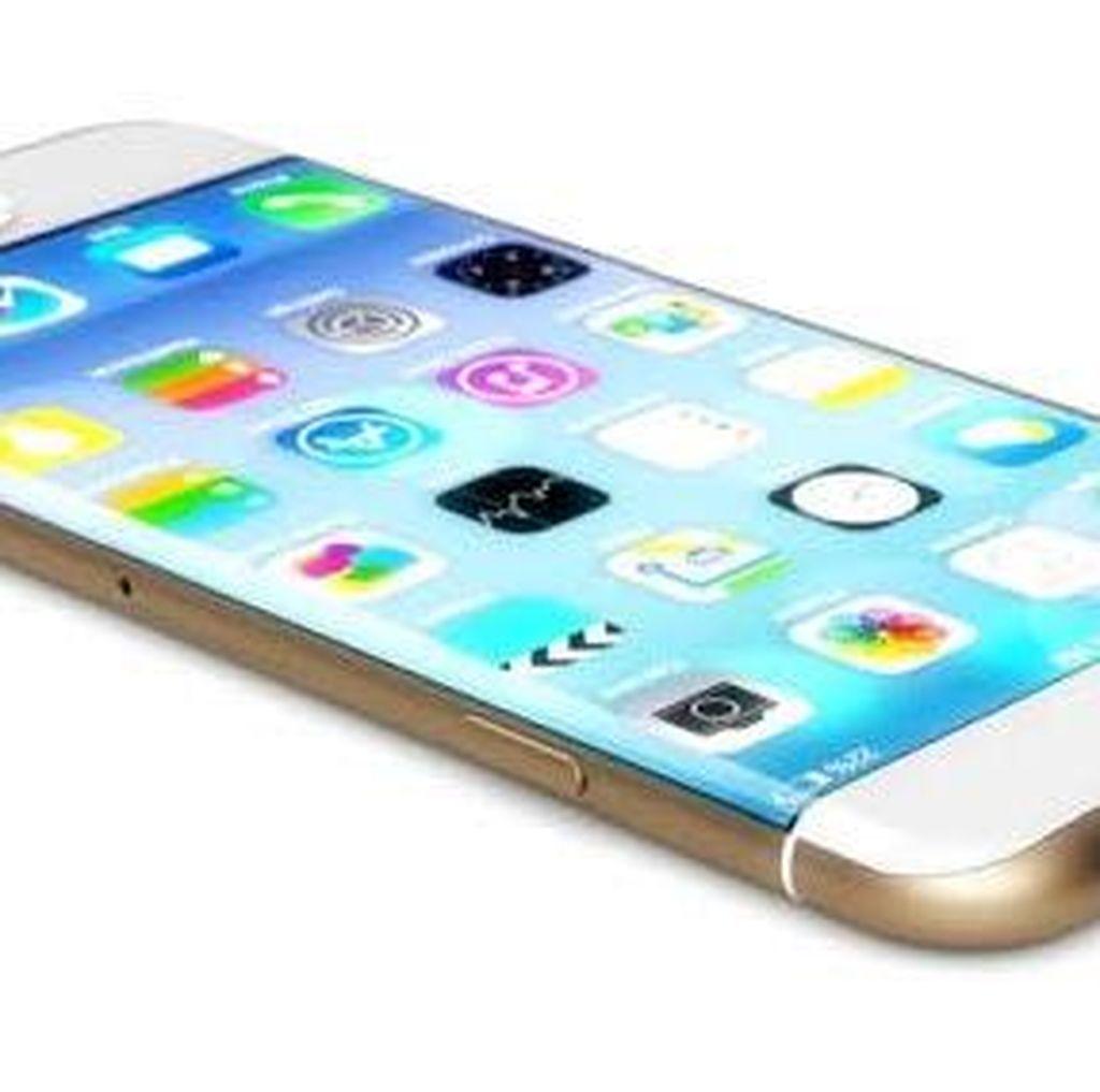 Apple Siapkan iPhone Edge?