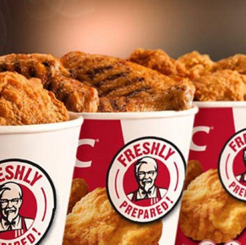 Benarkah Ini Resep Bumbu Asli Ayam Goreng KFC?