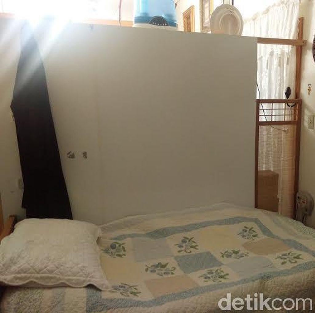 Hidup Sederhana Gulen dan Ruangan 45 Meter Persegi
